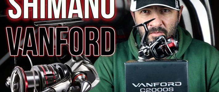 Shimano Vanford vs Shimano 19 Stradic FL