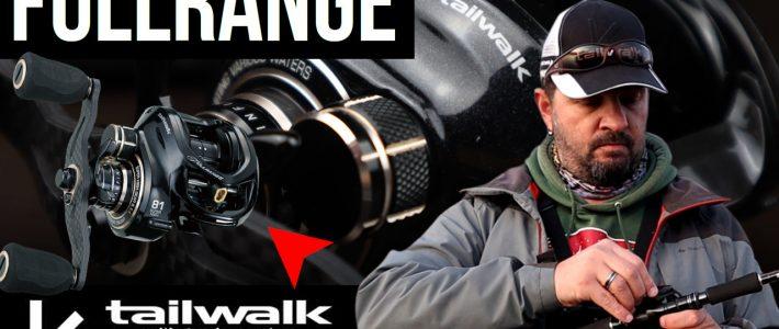 Мултипликатор Tailwalk Fullrange 81L
